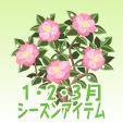 椿【ピンク】
