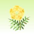 マリーゴールド【黄】