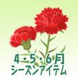 カーネーション【赤】