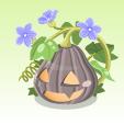 魔界かぼちゃ【黒】
