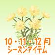 コスモス【黄】