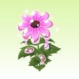 ハニーフラワー【ピンク】