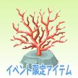 珊瑚草【紅】